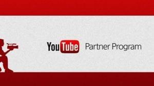 Youtube's partner program