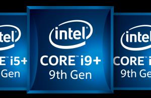 9th generation core processors