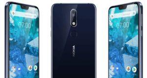 Nokia 7.1 specifications