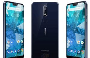 Nokia 7.1 specifications