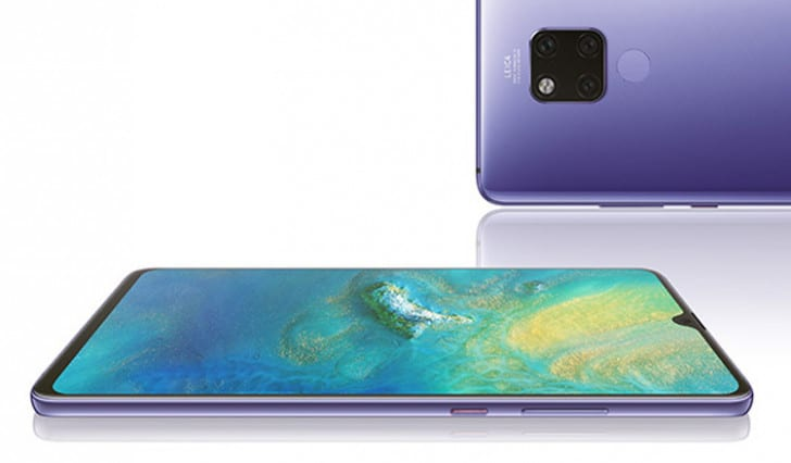 Mate 20 X cell phone