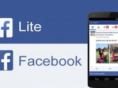Facebook Lite version for iOS
