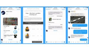 facebook messenger to generate sales