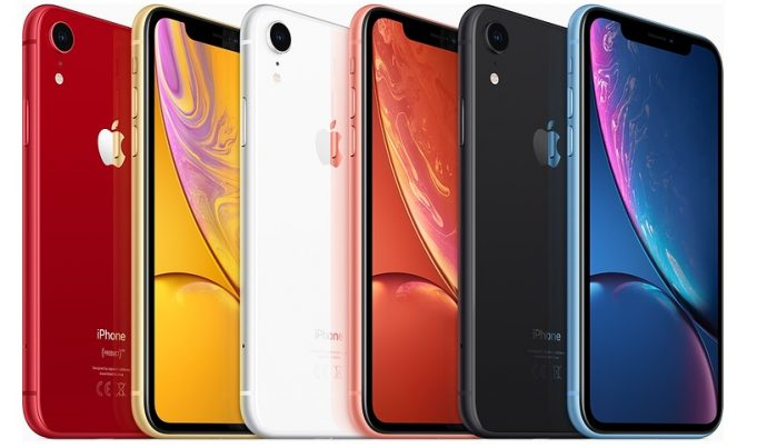 iPhone XR preorder