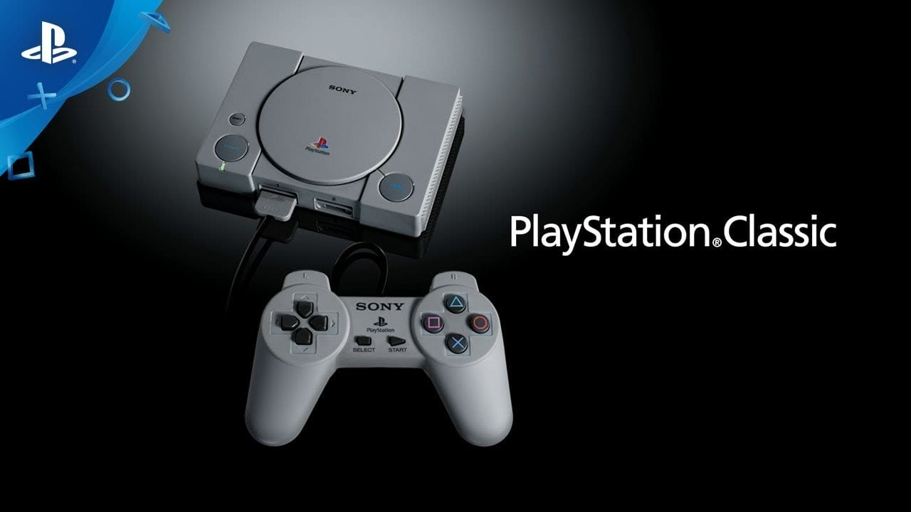 game list for the PlayStation Classic