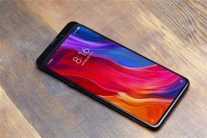 Xiaomi slide screen