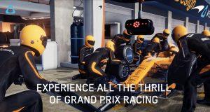 Vive Pro McLaren Limited Edition