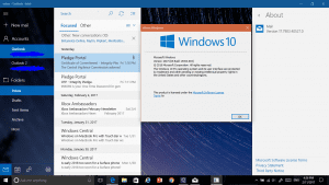 Mail client for Windows 10