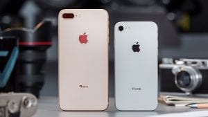 refurbished iPhone 8 and iPhone 8 Plus