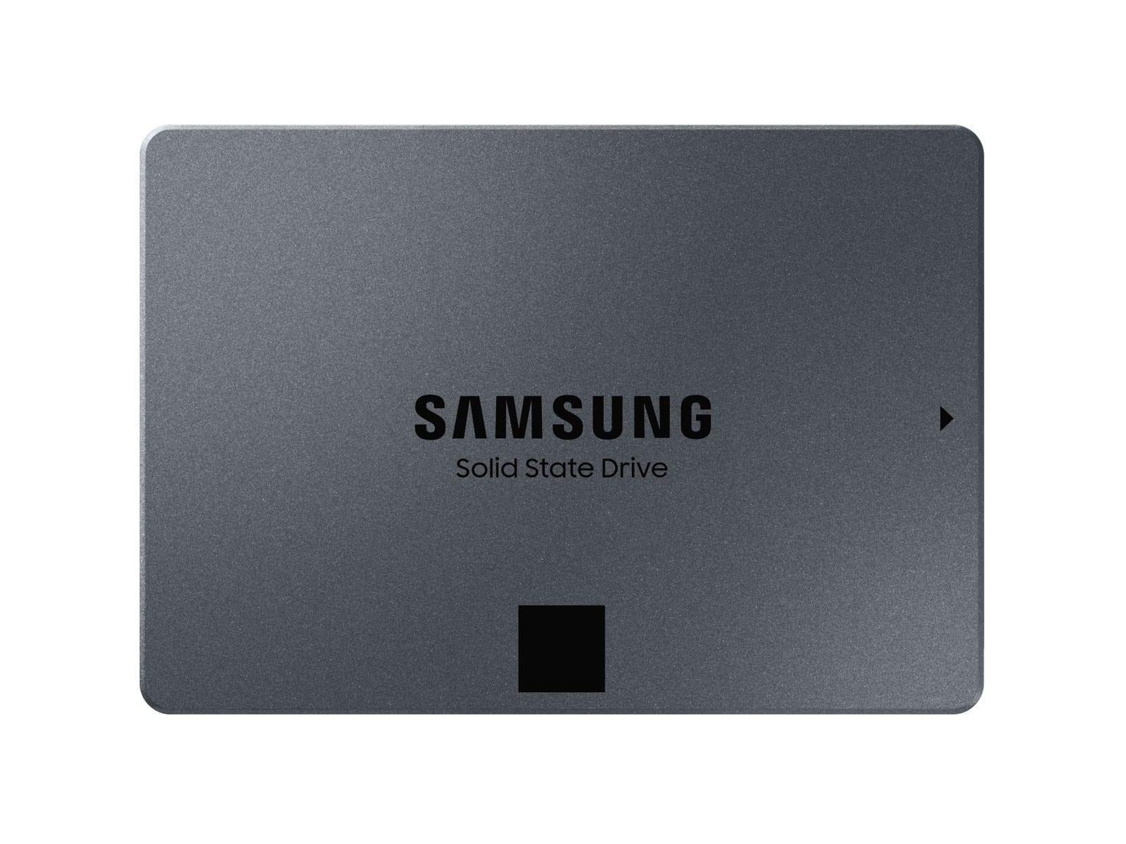 multi-terabyte SSD