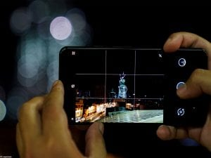 night photography mode