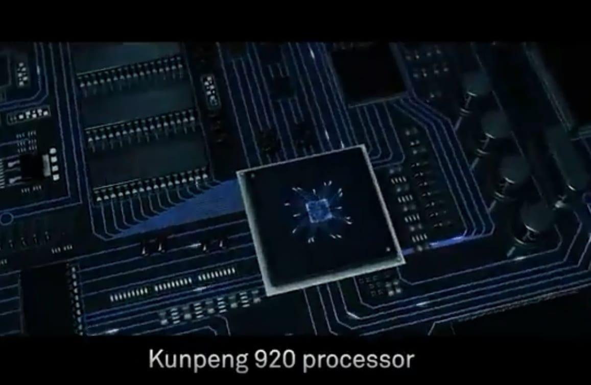 Kunpeng 920 CPU