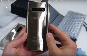 Galaxy S10 Chinese