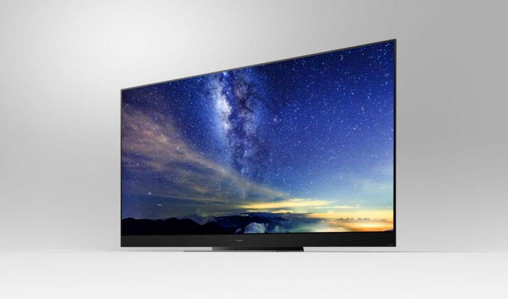 Panasonic 4K OLED TV