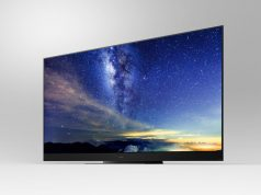 Panasonic 4K OLED TV