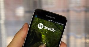 Spotify and Samsung