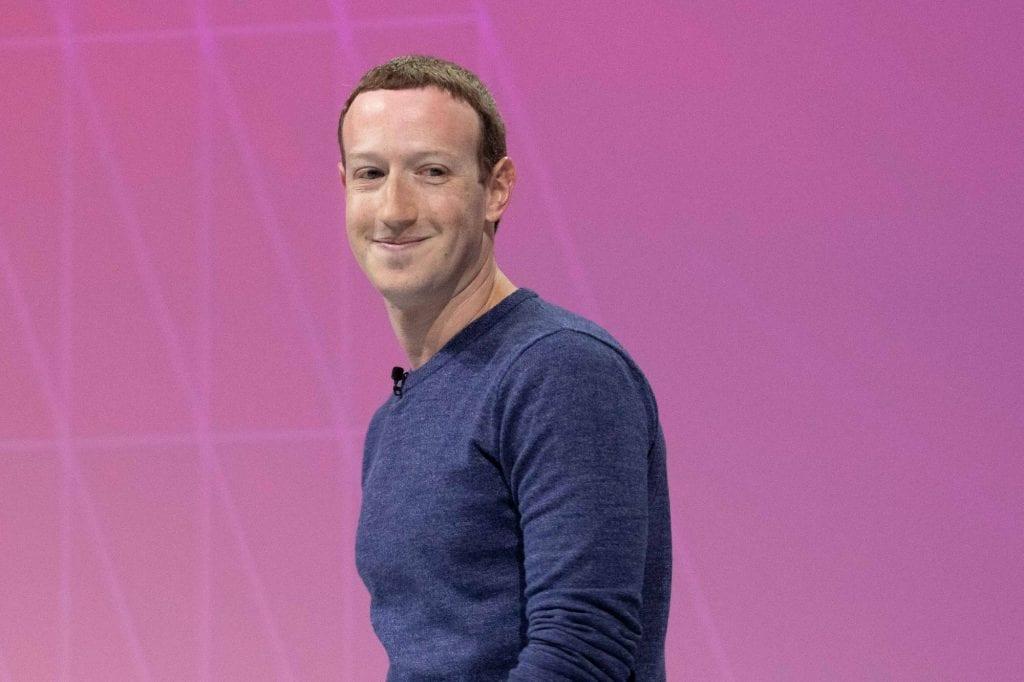 Mark Zuckerberg's
