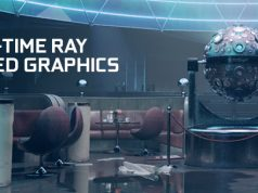 ray-tracing tech