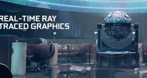 ray-tracing tech