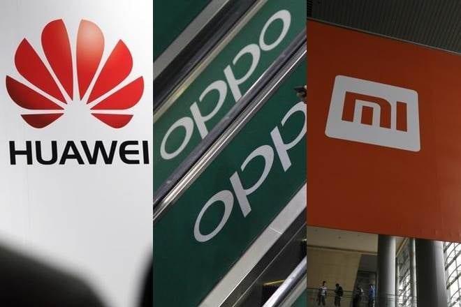 Huawei Oppo Mi