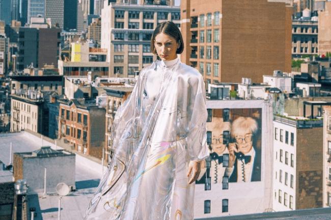 digital dress