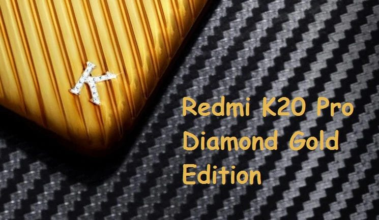 K20 gold diamond