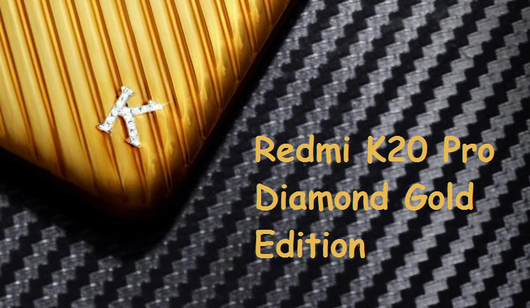 K20 gold diamond