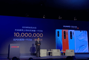 Huawei P30 new