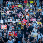 Twitter is being used by China to silence Hong Kong protestors