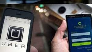 Uber-Careem merger