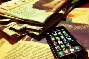 smartphone radiations