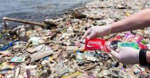 Largest Plastic Polluting Brand