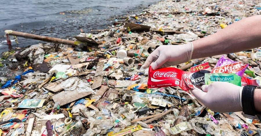 Largest Plastic Polluting Brand