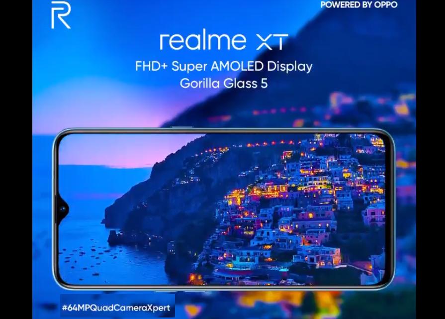Realme XT image