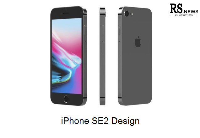 iPhone SE2 Design