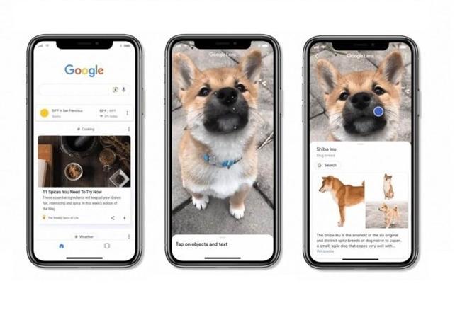 Chrome AI image