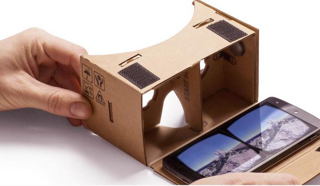Google launches open-source project for Cardboard VR viewer