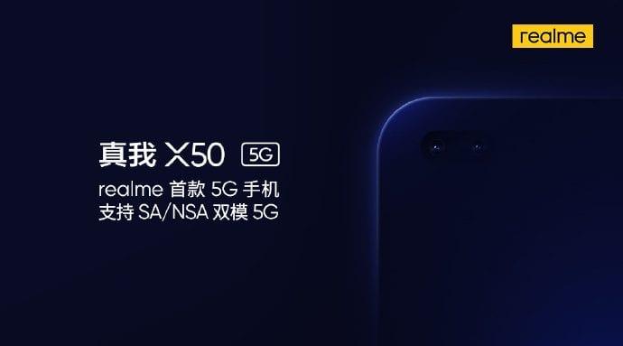 realme X5 5G