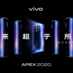 Vivo APEX 2020 5G Coming Feb 28 With 120 Degree Waterfall Screen And 48MP Gimbal Camera