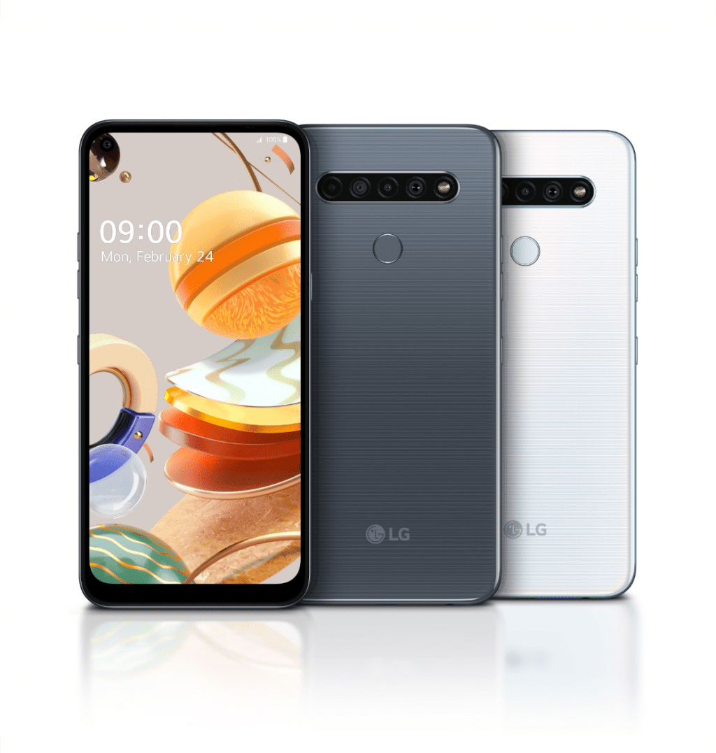 LG 48MP camera series