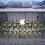 Apple stores and offices
