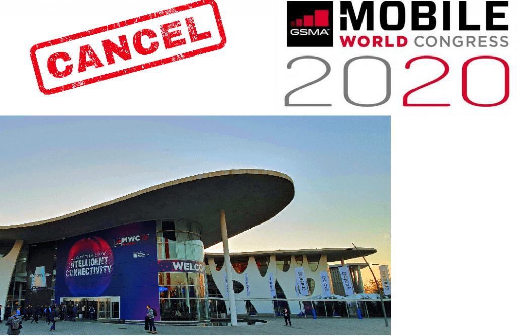 MWC canceled