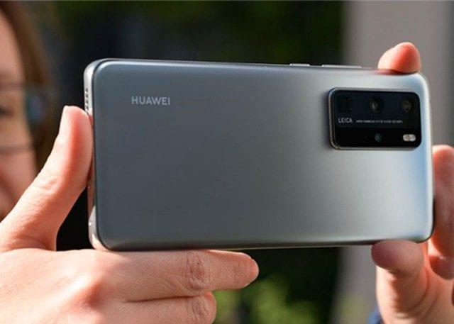 Huawei P40 Pro DxOMark