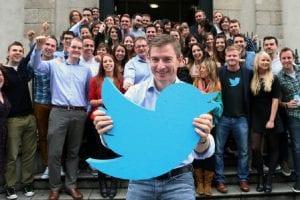 Twitter staff