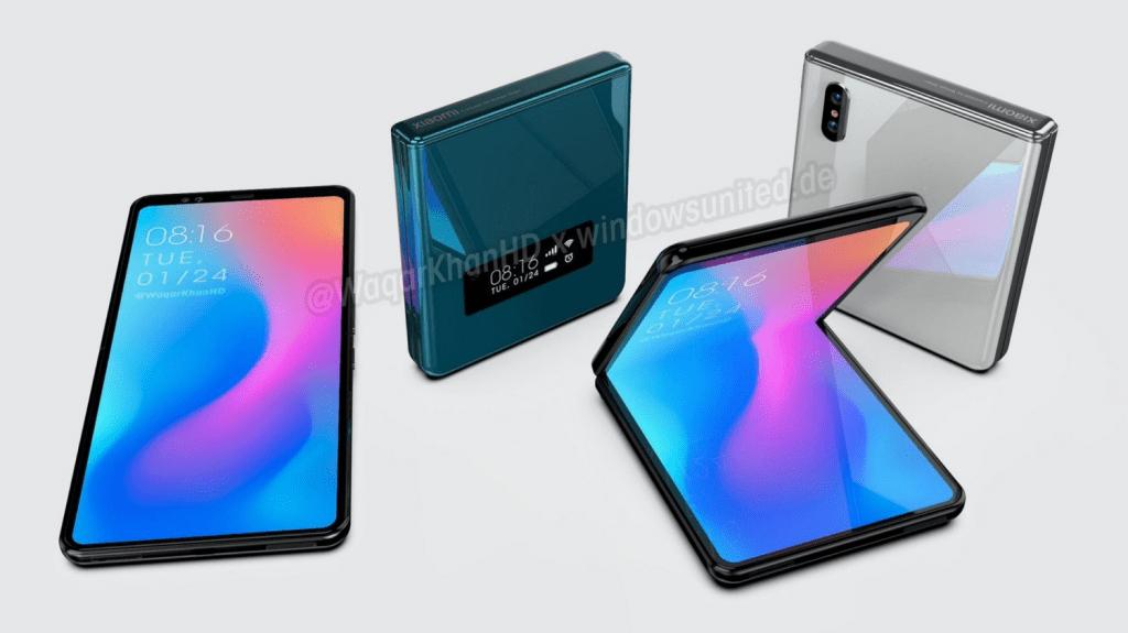 Xiaomi Foldable Flip Phone