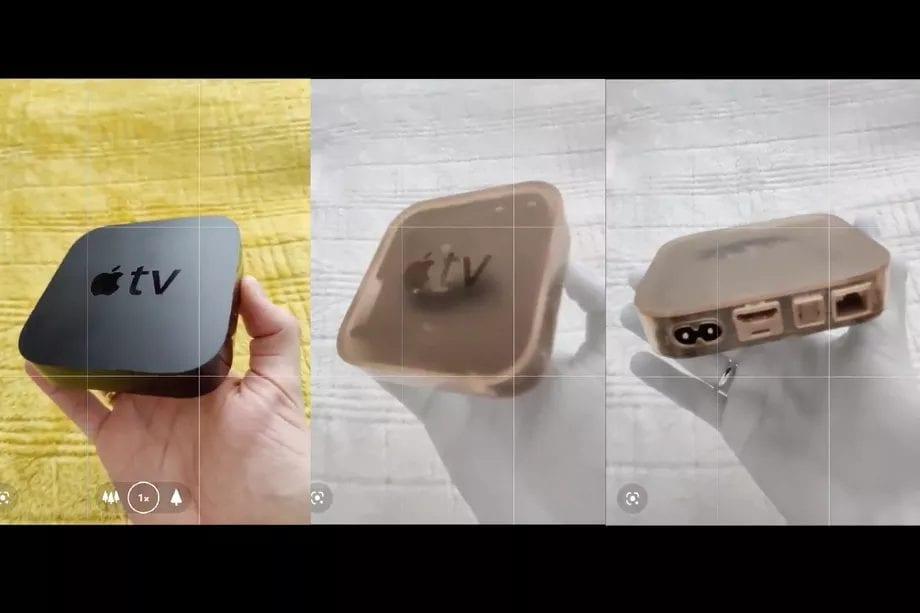OnePlus 8 Pro see through