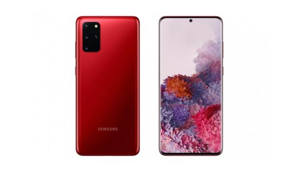 Galaxy S20+ Red