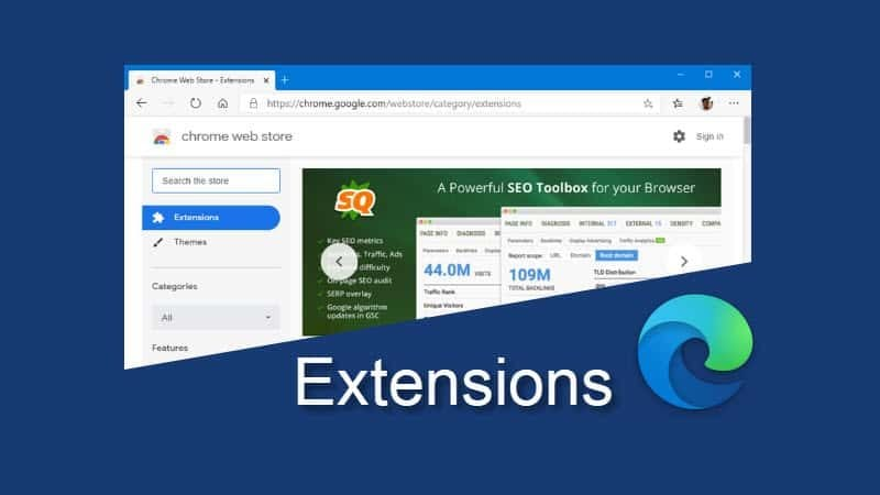 Web Store Extensions