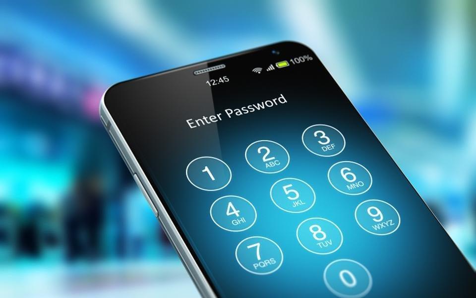 iPhone PIN Code