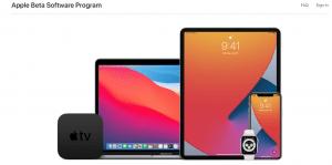 Beta iOS 13.6